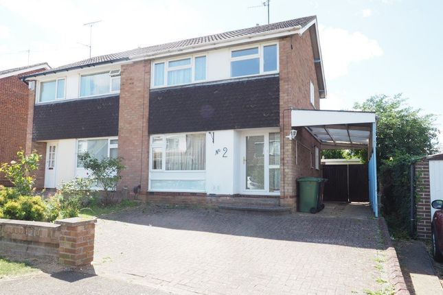 Thumbnail Detached house to rent in Cherry Avenue, Wellingborough