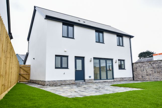 4 bedroom detached house for sale in Plot 7 The Carew, Caswell, Swansea