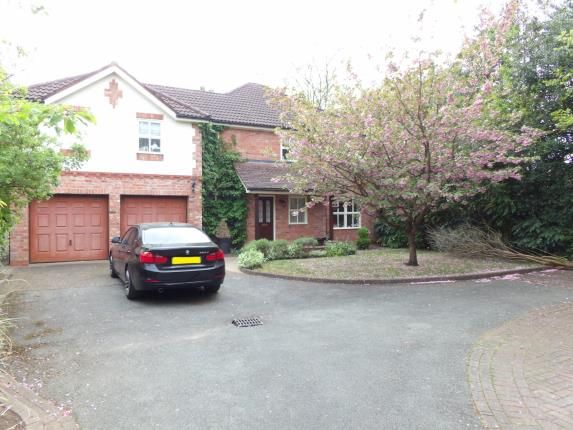 Thumbnail Detached house for sale in Croft Road, Cheshire