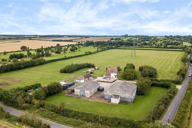 Thumbnail Detached house for sale in Fen Lane, North Ockendon, Upminster, Essex