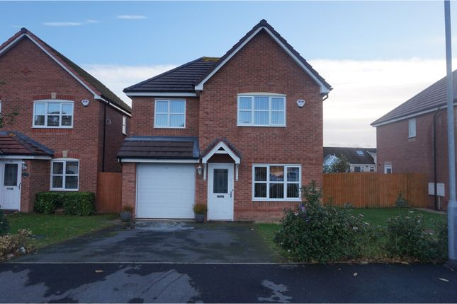 Thumbnail Detached house for sale in Llys Onnen, Llandudno Junction
