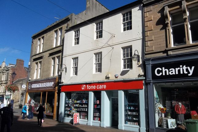 Thumbnail Retail premises for sale in Howgate Shopping Centre, High Street, Falkirk