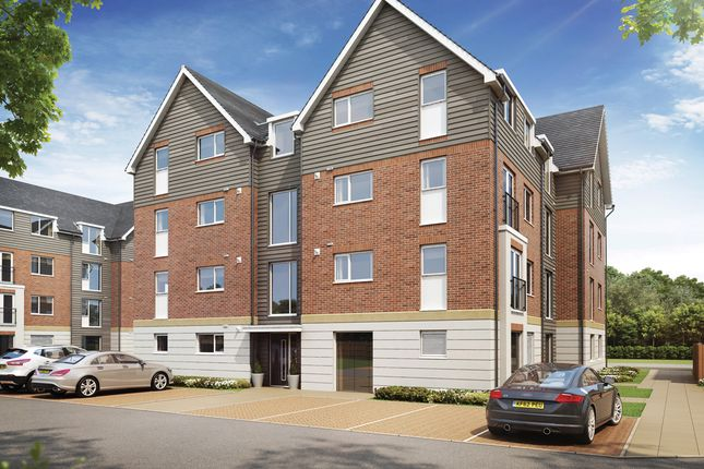 Thumbnail Flat for sale in Edison Place, Technology Drive, Rugby