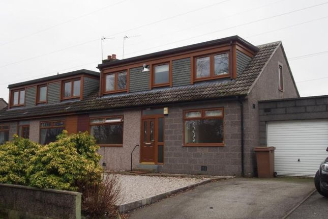 Thumbnail Semi-detached house to rent in Countesswells Road, Aberdeen