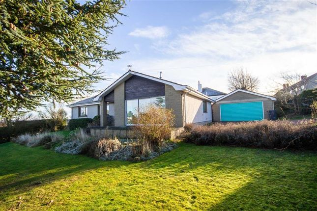 Thumbnail Detached bungalow for sale in Broomey Road, Wooler, Northumberland