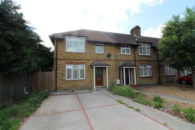 Thumbnail Terraced house to rent in Lionel Gardens, Eltham