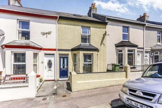 Thumbnail Property to rent in Coldrenick Street, Plymouth