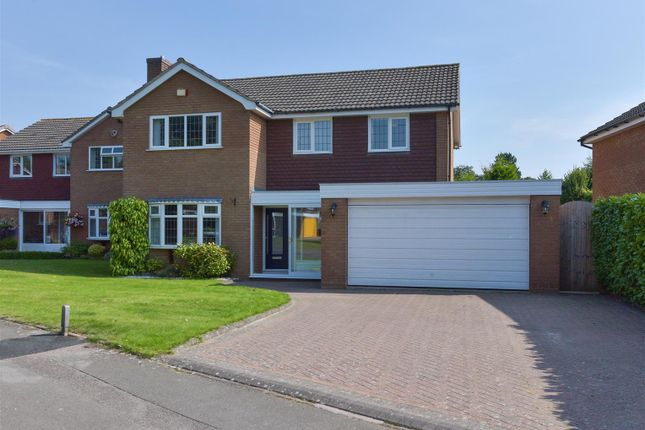 Thumbnail Detached house for sale in Gleneagles Drive, Sutton Coldfield