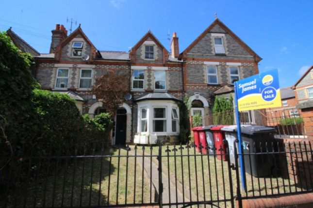 Thumbnail Block of flats for sale in Basingstoke Road, Reading