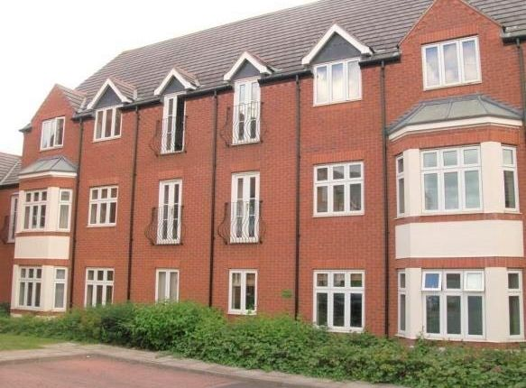 Thumbnail Flat for sale in The Briars, Aldridge