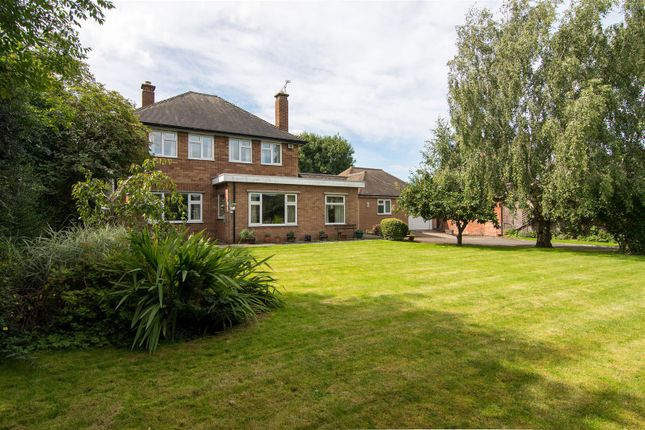 Thumbnail Detached house for sale in Mill Lane, Witherley, Atherstone