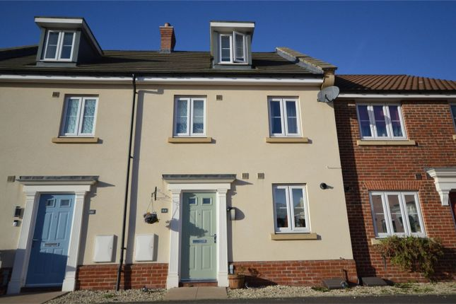 Thumbnail Terraced house for sale in Lord Nelson Drive, Norwich, Norfolk