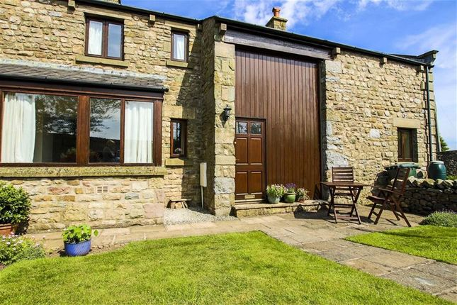 Thumbnail Barn conversion for sale in Lower Westhouse, Carnforth, Lancashire