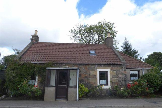 Thumbnail Cottage for sale in Ladybank Road, Dunshalt, Fife