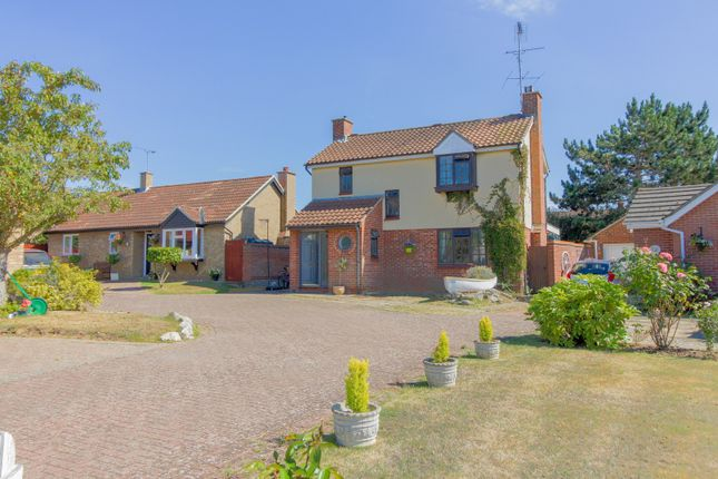 Thumbnail Detached house for sale in Kingsmere Close, West Mersea, Colchester, Essex