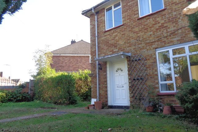 Thumbnail Semi-detached house to rent in The Larches, Uxbridge
