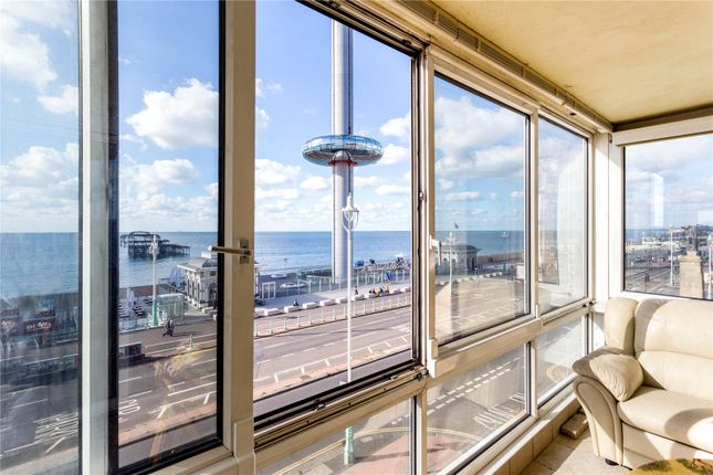 Thumbnail Flat for sale in Abbotts, 129 Kings Road, Brighton, East Sussex