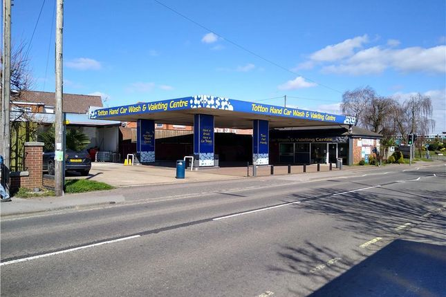Thumbnail Land for sale in 32 Ringwood Road, Totton, Southampton