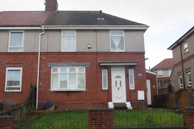 Thumbnail Property to rent in Fitzhubert Road, Sheffield
