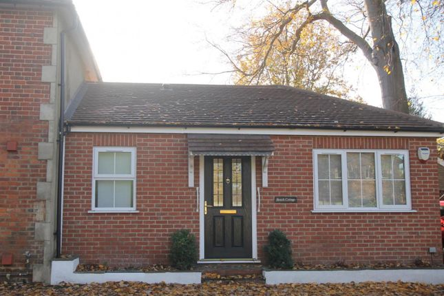 Thumbnail Bungalow to rent in Foxhills Road, Ottershaw, Chertsey