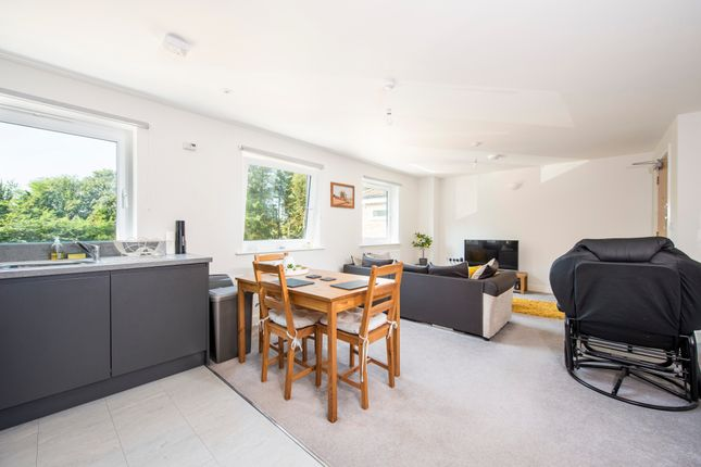 1 bed flat for sale in Mere Farm Lane, Great Barton, Bury St. Edmunds IP31