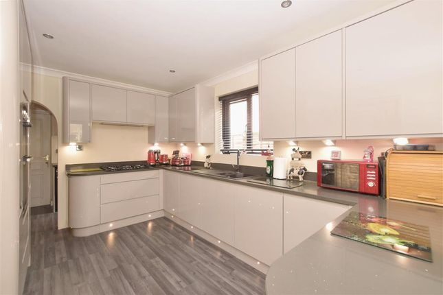 Thumbnail Detached house for sale in Hulbert Road, Bedhampton, Hampshire