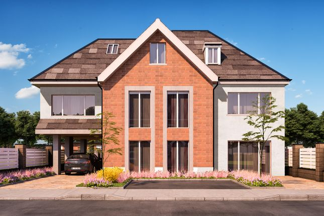 Thumbnail Flat for sale in Leicester Road, New Barnet, Barnet