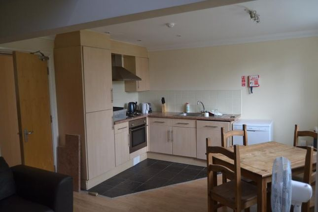 Thumbnail Flat to rent in 43, Richmond Road Tf, Roath, Cardiff, South Wales