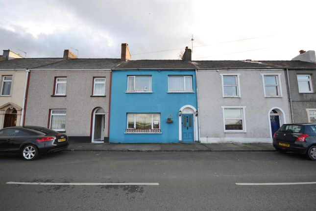 Thumbnail Terraced house for sale in Prospect Place, Pembroke Dock