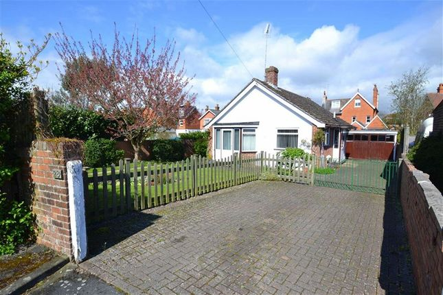 Thumbnail Detached bungalow for sale in Abbots Road, Newbury, Berkshire