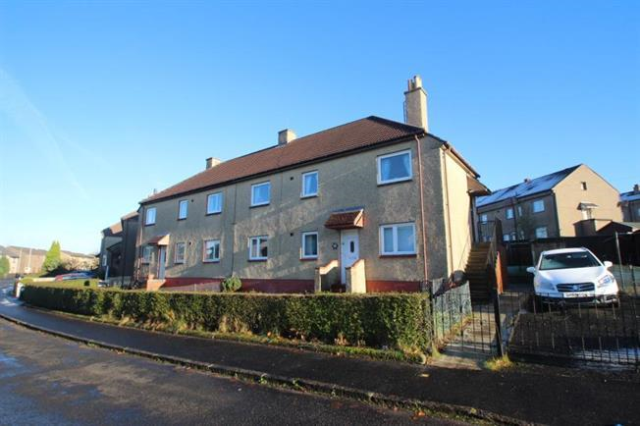 Thumbnail Flat to rent in Douglas Street, Airdrie