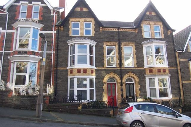 Thumbnail Terraced house for sale in Buarth Road, Aberystwyth, Ceredigion