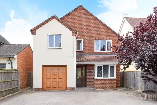 Thumbnail Detached house for sale in Harwell Road, Sutton Courtenay