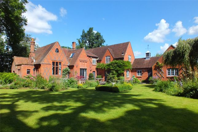 4 bed detached house for sale in Elvetham, Nr Hartley Wintney, Hampshire