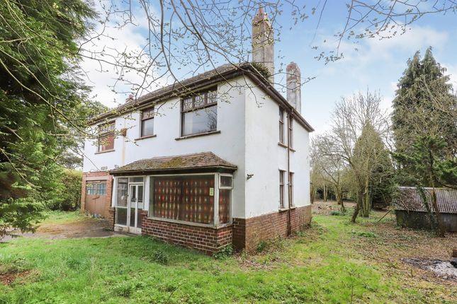 Thumbnail Detached house for sale in Old Hampton Lane, Westcroft, Wolverhampton