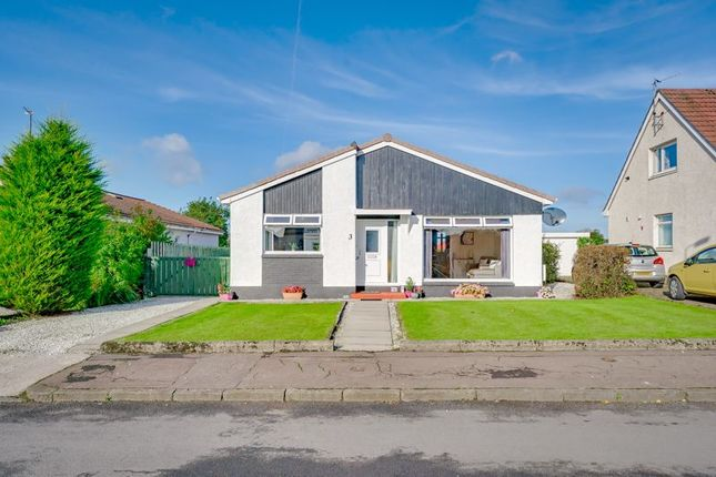 3 bed bungalow for sale in 3 Fouracres Drive, Kilmaurs KA3