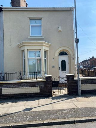 Thumbnail Terraced house to rent in Kings Road, Bootle
