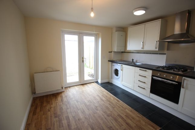 Thumbnail End terrace house to rent in 148 Hanham Road, Bristol