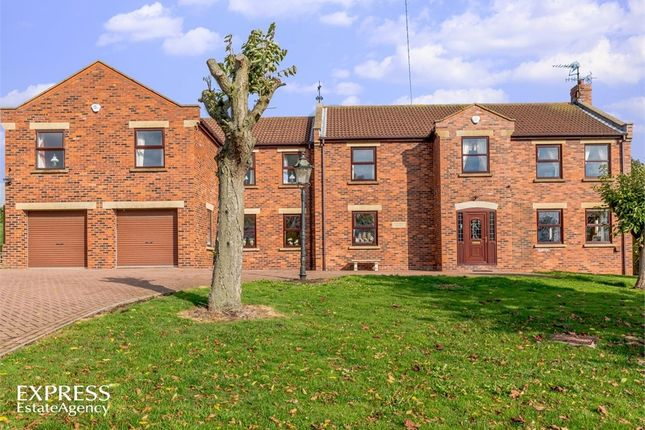 Thumbnail Detached house for sale in Filey Road, Gristhorpe, Filey, North Yorkshire