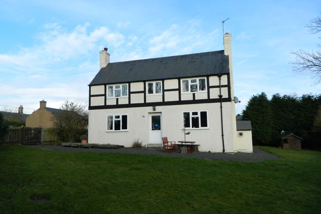 Thumbnail Detached house for sale in Guyzance Village, Guyzance, Northumberland