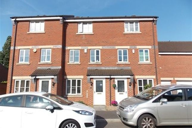 Thumbnail Terraced house to rent in Wren Court, Sawley