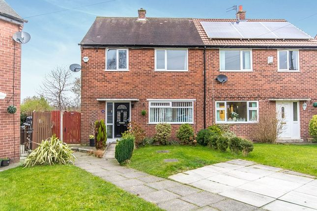 Thumbnail Semi-detached house to rent in Pendle Road, Denton, Manchester