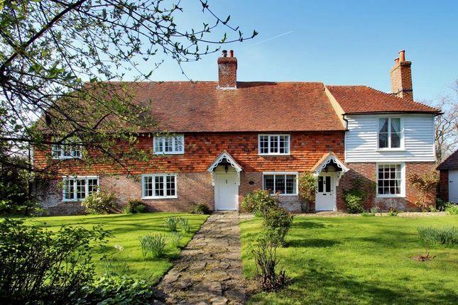 Thumbnail Detached house for sale in Ashford Road, High Halden, Kent