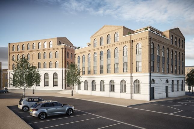 Thumbnail Flat for sale in Hamslade Street, Poundbury