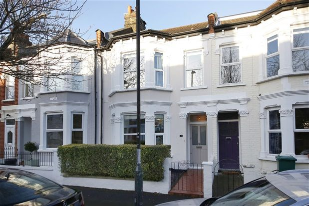 Thumbnail Terraced house for sale in Phoenix Road, London