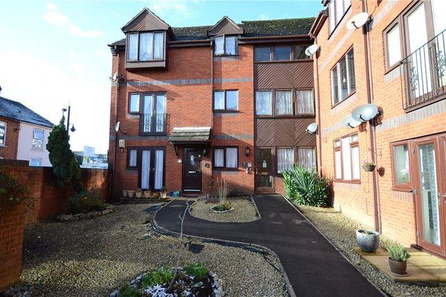Thumbnail Flat for sale in Mountbatten Court, Birchett Road, Aldershot