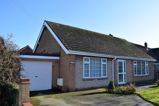 Thumbnail Bungalow for sale in East Street, Hibaldstow, Brigg