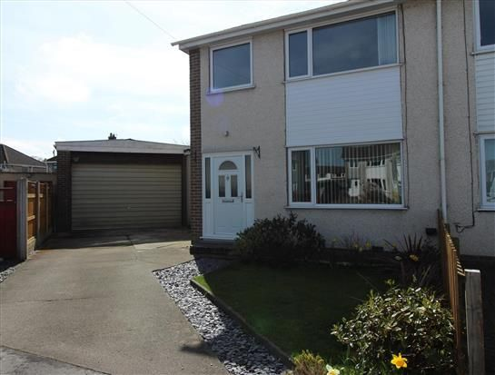 Thumbnail Property to rent in Tennyson Close, Bolton Le Sands, Carnforth