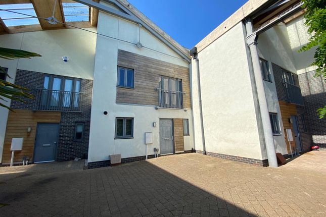 Thumbnail Terraced house to rent in Triangle Building, Wolverton, Milton Keynes