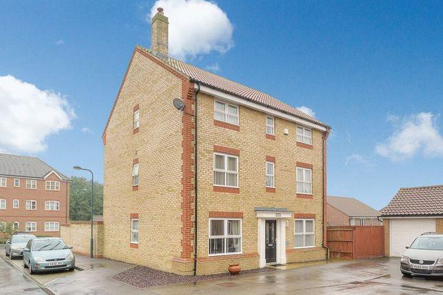 Thumbnail Detached house for sale in Boroughbridge, Oakhill, Milton Keynes